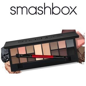 SMASHBOX, BBNIB, Photo Matte Eyes Palette
